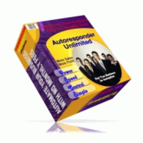 Product picture Autoresponder Unlimited Autoresponder Script - MRR + BONUSES