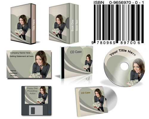 Product picture The Lost Photoshop Actions Set - MRR + 2 Mystery BONUSES!