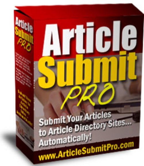 Product picture Article Submit Pro Software - MRR + 2 Mystery BONUSES!