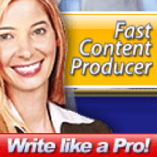 Product picture Fast Content Producer - with Private Label Rights + BONUSES!