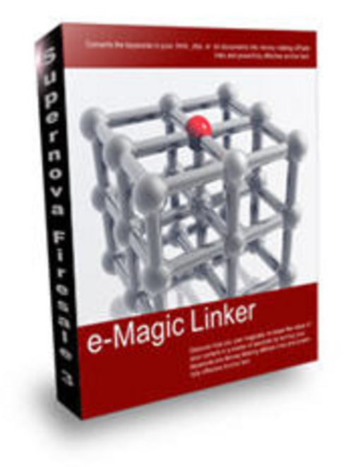 Product picture E-Magic Linker Software with An UNANNOUNCED BONUS
